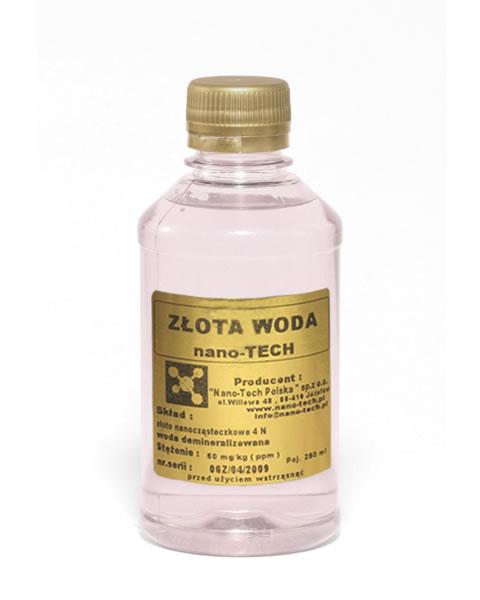 Złota Woda nano-TECH